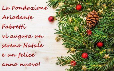 Chiusura vacanze natalizie Fondazione Fabretti