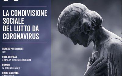 La condivisione sociale del lutto da Coronavirus