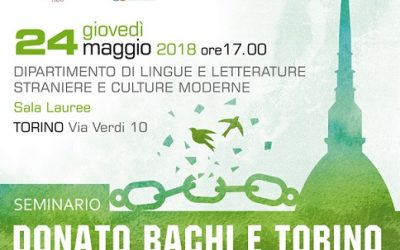 Seminario: Donato Bachi e Torino