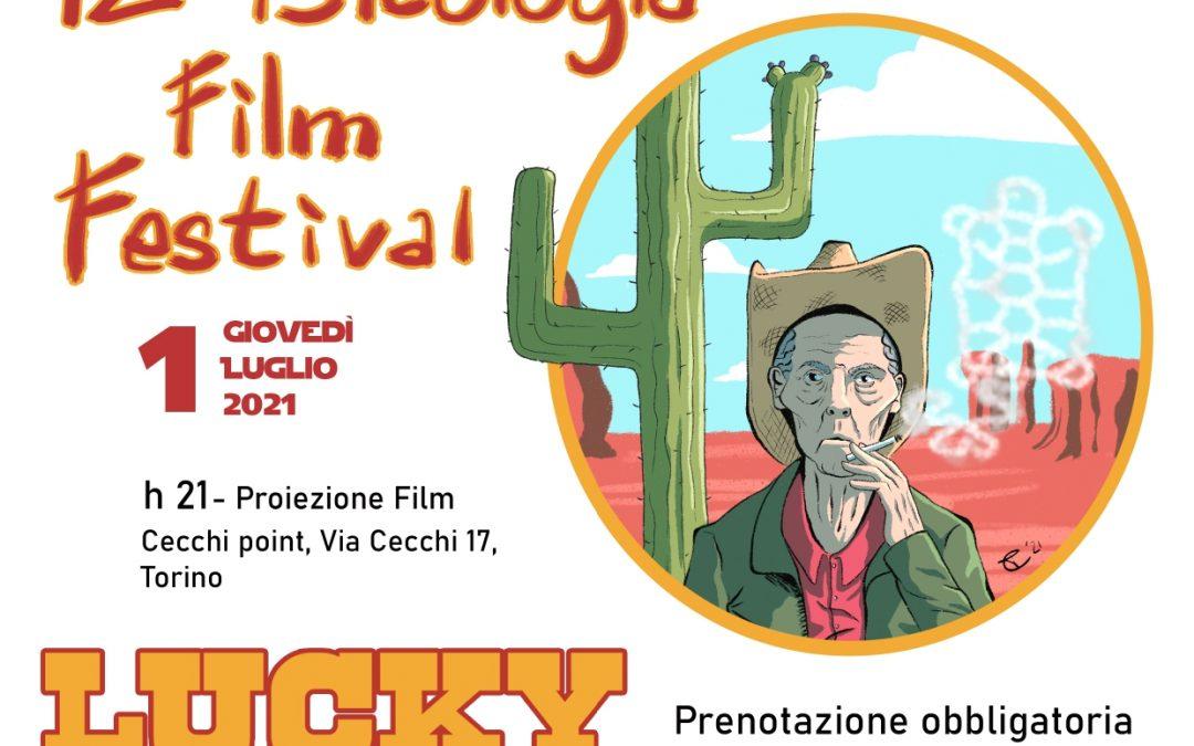 Partecipazione al Psicologia Film Festival